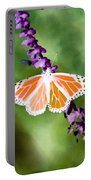 Butterfly - Monarch - Photopower 319 Portable Battery Charger