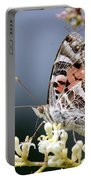 Butterfly - Painted Lady - Tasty Out Here Portable Battery Charger