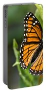Butterfly Scene Portable Battery Charger