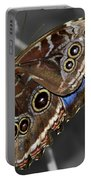 Butterfly Spot Color 1 Portable Battery Charger