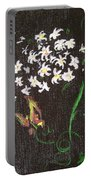 Butterfly Sprig Portable Battery Charger