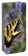 Butterfly Thoughts Portable Battery Charger