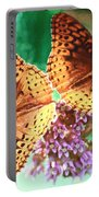 Butterfly Twins Portable Battery Charger