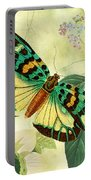 Butterfly Visions-a Portable Battery Charger