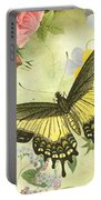 Butterfly Visions-d Portable Battery Charger