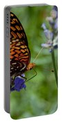 Butterfly Visit Portable Battery Charger