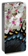 Butterfly Wing And Phlox Portable Battery Charger