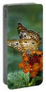 Butterfly Wings Of Sun Light Portable Battery Charger