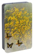 Butterfly's Paradise Portable Battery Charger