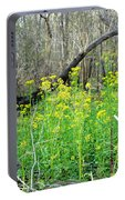 Butterweed Florida Wildflower Portable Battery Charger