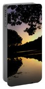 Buttonwood Sunset Portable Battery Charger