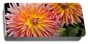 Buy Me Flowers Portable Battery Charger