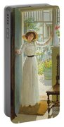 By The Cottage Door Portable Battery Charger