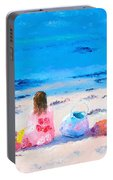 By The Seaside Portable Battery Charger