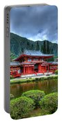 Byodo Temple Portable Battery Charger