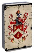 Byrne Coat Of Arms Portable Battery Charger