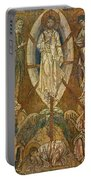 Byzantine Icon Depicting The Transfiguration Portable Battery Charger