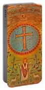 Byzantine Mosaic Portable Battery Charger