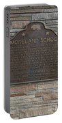 Ca-489 Moreland School Portable Battery Charger