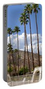 Cabanas Palm Springs Portable Battery Charger
