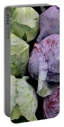 Cabbage Friends Portable Battery Charger