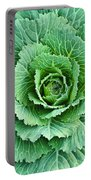 Cabbage Leaves Portable Battery Charger