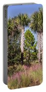 Cabbage Palm Portable Battery Charger