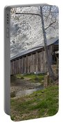 Cabin Creek Covered Bridge Portable Battery Charger