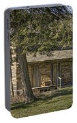 Cabin In The Wood Portable Battery Charger