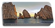 Cabo San Lucas Arch Sunset Portable Battery Charger