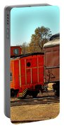 Caboose And Car Portable Battery Charger