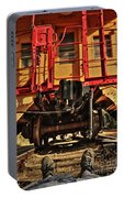 Caboose On The Loose Portable Battery Charger