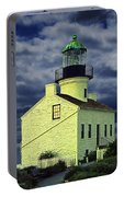 Cabrillo National Monument Lighthouse No 1 Portable Battery Charger