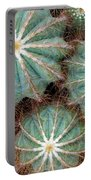 Cactus Family 2 Portable Battery Charger