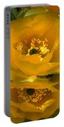 Cactus Flower Song Portable Battery Charger