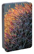 Cactus Rose Portable Battery Charger