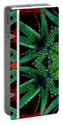 Cactus Triptych Portable Battery Charger