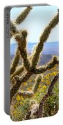 Cactus View Portable Battery Charger