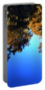 Caddo Lake Reflections Portable Battery Charger