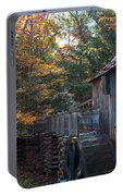 Cades Cove Mill Portable Battery Charger