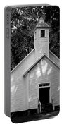 Cades Cove Missionary Baptist Church Portable Battery Charger