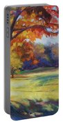Cades Cove Morning Portable Battery Charger