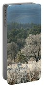 Cades Cove Panorama Portable Battery Charger