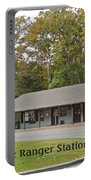 Cades Cove Ranger Station Portable Battery Charger