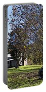Cades Cove Tennessee Fall Scene Portable Battery Charger