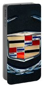 Cadillac Emblem Portable Battery Charger