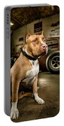 Caesar At Millers Chop Shop Portable Battery Charger