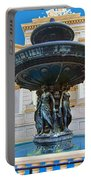Caesars Fountain Portable Battery Charger