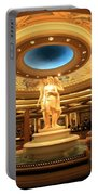 Caesars Palace Lobby Fountain Las Vegas Portable Battery Charger