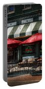 Cafe - Albany Ny - Mc Geary's Pub Portable Battery Charger